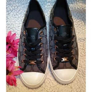 Authentic Coach Signature Empire Sneaker
